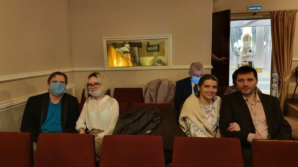«Вот билет на балет». Или как незрячие нижегородцы увидели «Бахчесарайский фантан».